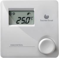 Thermostat EXACONTROL E modulant SAUNIER DUVAL