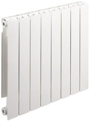 Radiateur aluminium STREET 70 hauteur 773mm 4 éléments 520W DECORAL