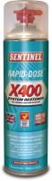 Désembouant rapid dose X400 SENTINEL