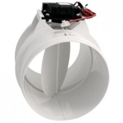 Registre 200 + motor + alimentation ecoclim ECOCLIM