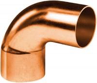 Coude cuivre 5092 petit rayon 90° mâle femelle diamètre 22mm (25) ALTECH