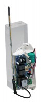 Ensemble Thermostat 1200W  verticale murale TEC ATLANTIC ELECTRIQUE