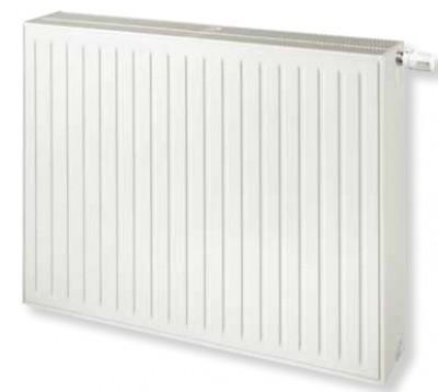 radiateur eau chaude reggane 3000 22c horizontal 600x600mm 1037w finimetal saint brieuc. Black Bedroom Furniture Sets. Home Design Ideas