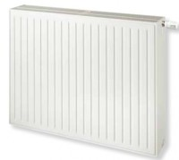 Radiateur eau chaude REGGANE 3000 22C horizontal 600x600mm 1037W FINIMETAL