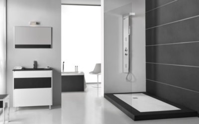 receveur ninety slate ang neg 90 acquabella construplas. Black Bedroom Furniture Sets. Home Design Ideas