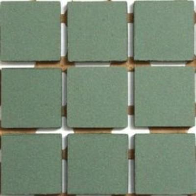 Gres Cerame Winckelmans Carreaux Vert Pale 10x10cm 2vepcal0