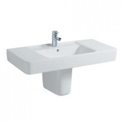 Plan de toilette PRIMA 100 blanc ALLIA
