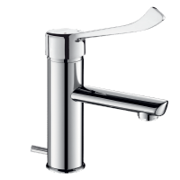 Mitigeur lavabo H85 corps lisse DELABIE