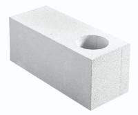 Bloc béton cellulaire chaînage vertical 20x25x62.5cm YTO - XELLA THERMOPIERRE SA