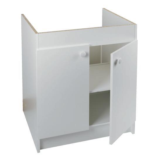 meuble kitchen essentiel 1p franke deauville 14803. Black Bedroom Furniture Sets. Home Design Ideas