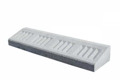 Bordure béton ILOT I2 classe U + D 0,50m FA1 - FABEMI SCATT