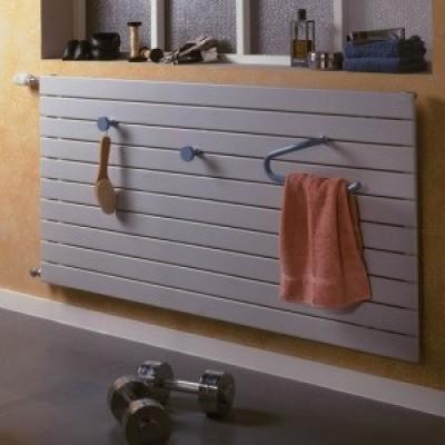 radiateur fassane horizontal double eau chaude acova. Black Bedroom Furniture Sets. Home Design Ideas
