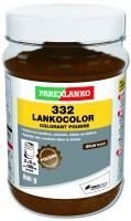 Colorant 332 brun foncé 800g