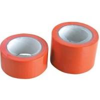 Pack de 9 rouleaux adhésifs orange 33m, 50mm