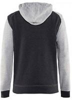 Sweat à capuche noir/gris taille XL BLAKLADER WORKWEAR