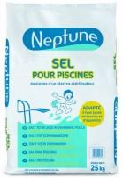 Sel piscine NEPTUNE pastilles sac de 25kg