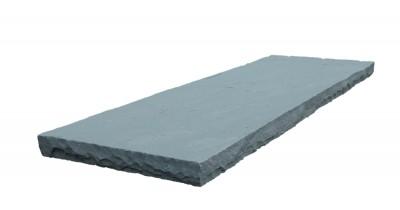 couvertine pierre d 39 orient naturelle 100x35x4cm gris. Black Bedroom Furniture Sets. Home Design Ideas