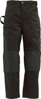Pantalon en coton poche flottante beige/noir taille 44/C50