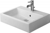 Vasque à poser VERO 50x47cm 1 trou percé blanc DURAVIT