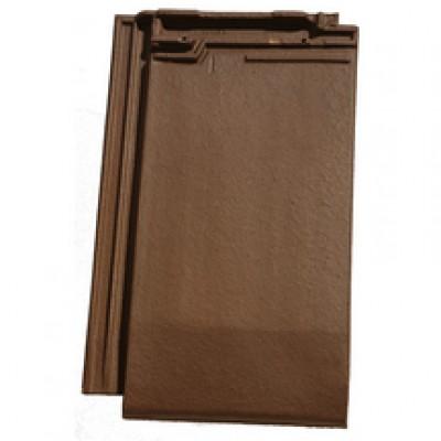 tuile volnay pv 1vpv brun monochrome ch ii terreal. Black Bedroom Furniture Sets. Home Design Ideas