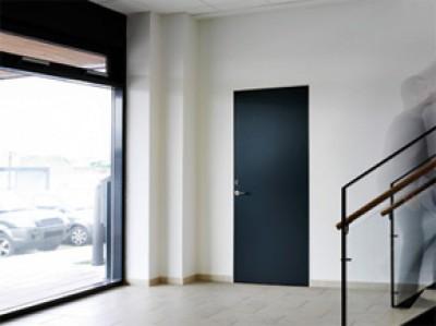 bloc porte coupe feu 1 2h pr peint h68ber rive droite p ne. Black Bedroom Furniture Sets. Home Design Ideas