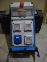 Coffret électrique 4P 230V NOVIPRO