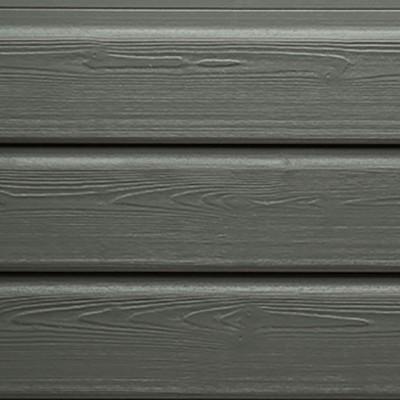 Bardage bois NORDICOLOR gris souris 19x122x3250mm colis de 5 soit 1.985m2 ultra brossé