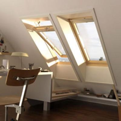 Fenêtre TOUT CONFORT CK04 550x980cm VELUX
