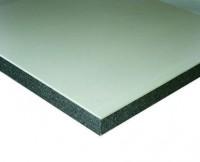 Plaque de plâtre 10+120 PLACOMUR MC 3.80 longueur 2600mm largeur1200mm TH32