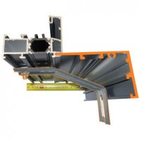 Tapées isolation 140mm pour porte d'entrée 2150x900mm