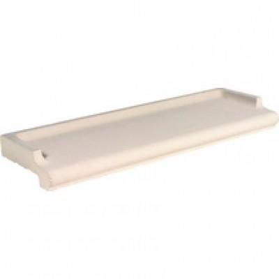 Appui lisse 35cm b.rond 90/100cm blanc MARLUX FRANCE