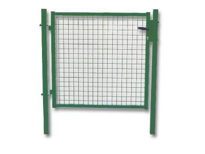 Portillon plastifié garden 1x1m vert