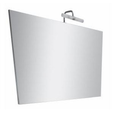 Miroir simple longueur 105cm jacob delafon rennes for Miroir longueur