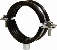Collier M8/10 simple isophonique à 2 vis diamètre 115mm PB FIXATION