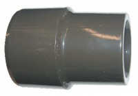 Réduction double HTA mâle-femelle diamètre 50-25mm GIRPI