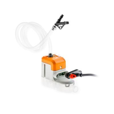 Pompe de relevage à piston oscillant