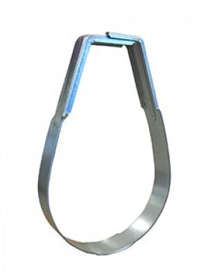 Collier de suspension 401 D300/326 CELT CROCHET