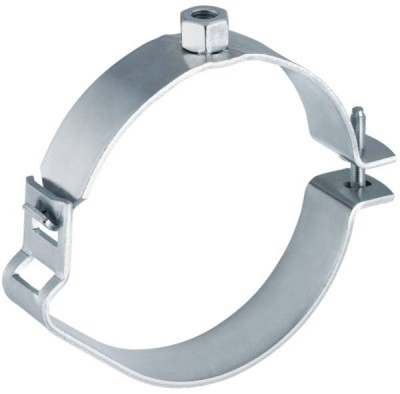 Collier galva M10 diamètre 50mm GEBERIT