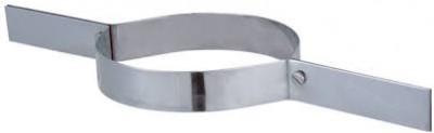 Collier tubage inox diamètre 125/131 ISOTIP-JONCOUX