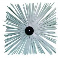 Hérisson PVC carré 300mn PROGALVA