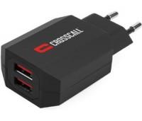 Chargeur secteur double USB 2,1A CROSSCALL