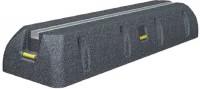 Support sol 450mm avec petit rail (paire) SUMO