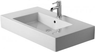 Lavabo céramique 85x49cm VERO blanc DURAVIT
