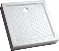 Receveur de douche céramique PRIMA surélevé 80x80 PRIMA ALLIA