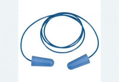 Bouchon oreille réutilisable avec cordon