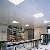 Plafond ROYAL HYGIENE A T24 24 panneaux 20x600x600mm soit 8,640m2 blanc