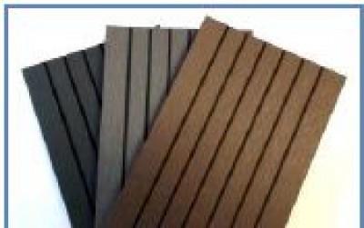 lames de terrasse composite 21x150mm chocolat debarge bois - Destockage Lame Composite