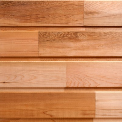 Bardage bois profil FL rainuré Red Cedar 19x120x5100mm Clear 2