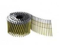 Pointes en rouleaux annelée 16F25682 25/27x70mm boîte de 7200