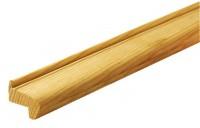 Cimaise en pin des landes 30x40mm longueur 200cm